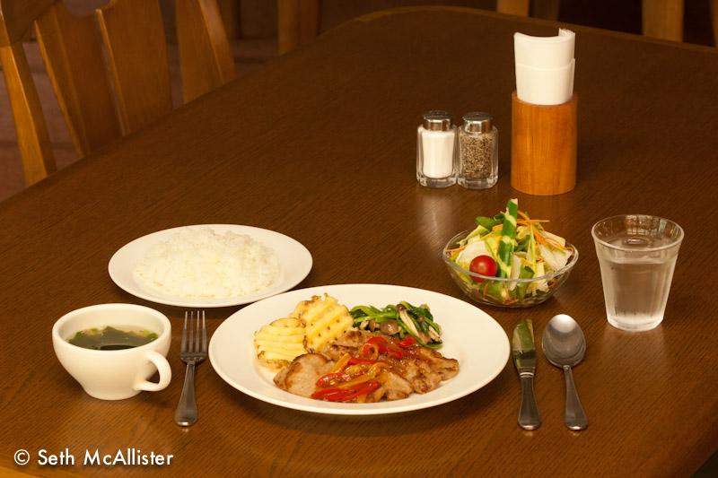 NORTHSTAR   Lodge – Dinner