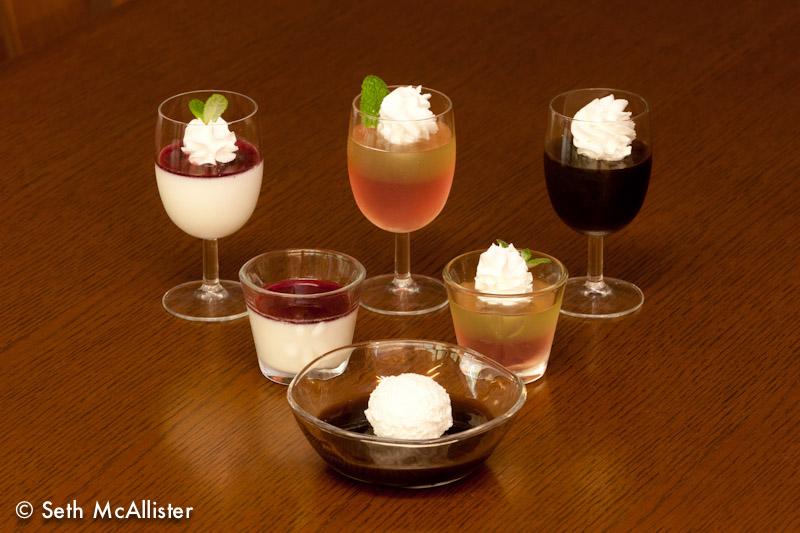 NORTHSTAR   Lodge – Dessert