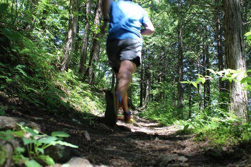 Trail-Trail Mt. Norikura