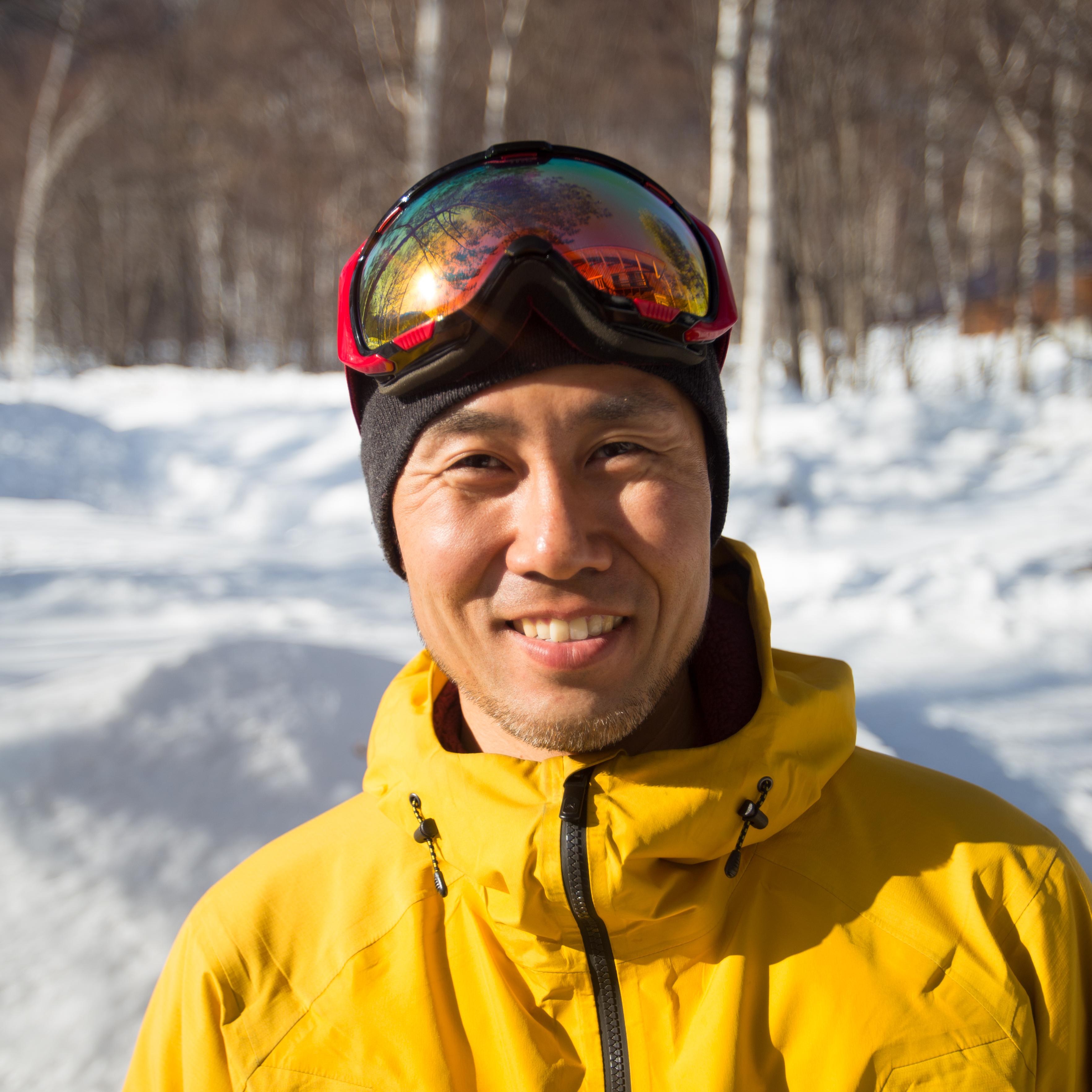 山口謙 | Ken Yamaguchi