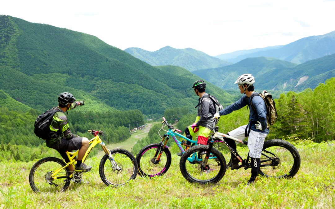 PMBI Mountain Bike Instructor/Guide Course
