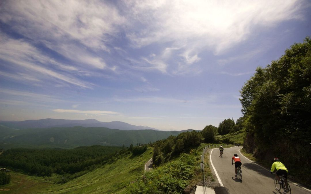乗鞍岳ダウンヒルサイクリング (9/9, 10, 16, 17開催)