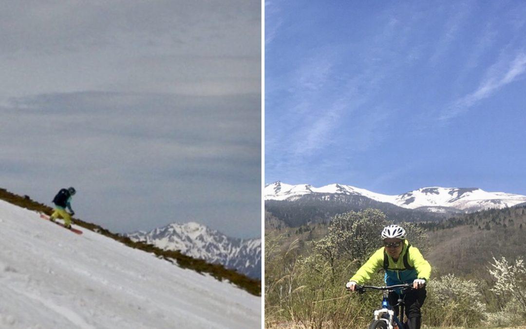 5/11 or 12 Dirt&Snow 乗鞍岳チャレンジ