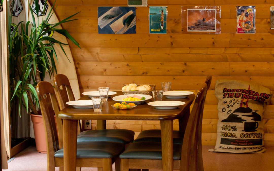 NORTHSTAR | Lodge – ブレックファースト