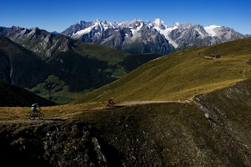 Trails in Switzerland