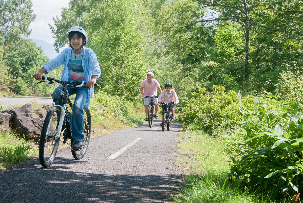 Mountain Bike Fun Ride